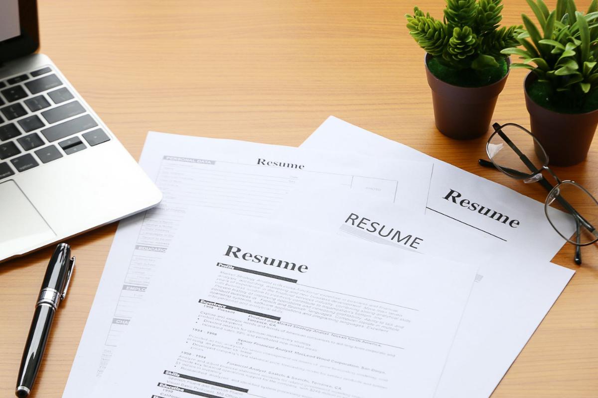 Professional CVs from Oaktree Talent